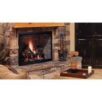 Majestic Biltmore Radiant Wood Burning Fireplace - 36 Inch