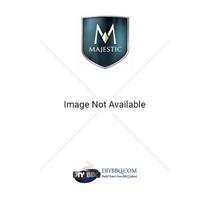 Majestic VSDVC500CDBT Black Texture Cabinet Doors with Screen
