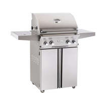 AOG 24-Inch L-Series 2-Burner Freestanding Gas Grill-24CL