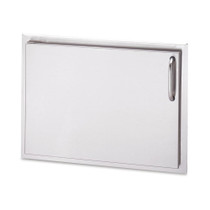 AOG 20-Inch Left Hinged Single Storage Door-14-20-SSDL