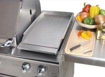 Alfresco Griddle For Alfresco Side Burners-AGSB-G