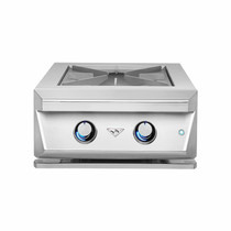 Twin Eagles 24 Inch Power Burner with Reversible Heavy Duty Grates