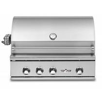 Delta Heat 32-inch Built-in Premier Outdoor Gas Grill with Sear Zone Model