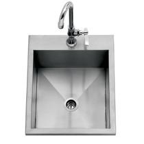 Delta Heat 15 Inch Outdoor Sink