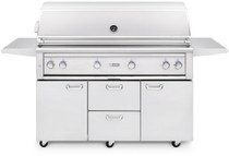 Lynx 54 Inch Freestanding Grill - 1 Trident with Rotisserie