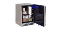 Lynx 24 Inch Refrigerator Freezer Combo