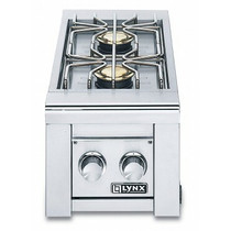 Lynx Built-in Double Side burner