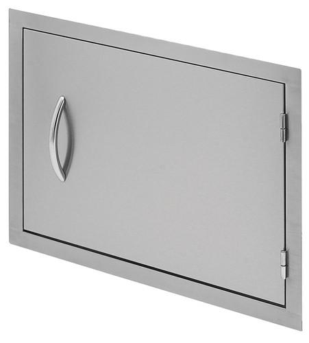 Cal Flame 27 horizontal door