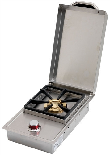 Cal Flame single drop-in side burner