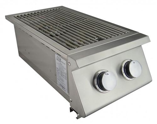 RCS double side burner