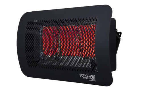 Bromic Tungsten Smart-Heat Gas 3 Burner Radiant Heater