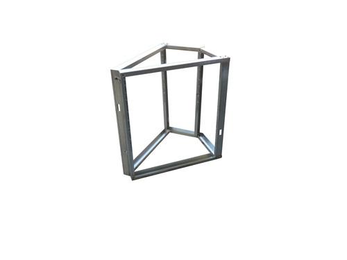 DIY BBQ 45 Degree Modular Corner Section