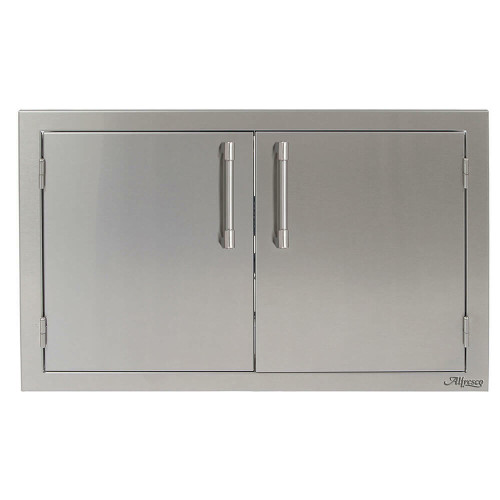 "Alfresco 30"" Double Access Door"
