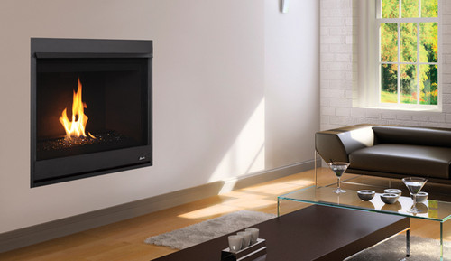 Superior DRC2035 35 Inch Contemporary Direct Vent Gas Fireplace