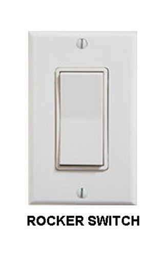 Ambient MVWS Wired Wall Switch