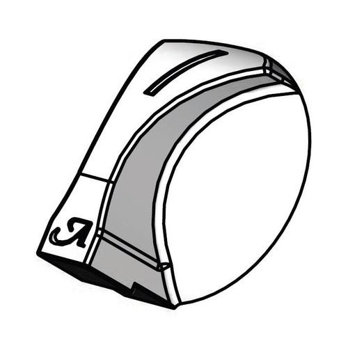 Alfresco Stainless Steel Knob