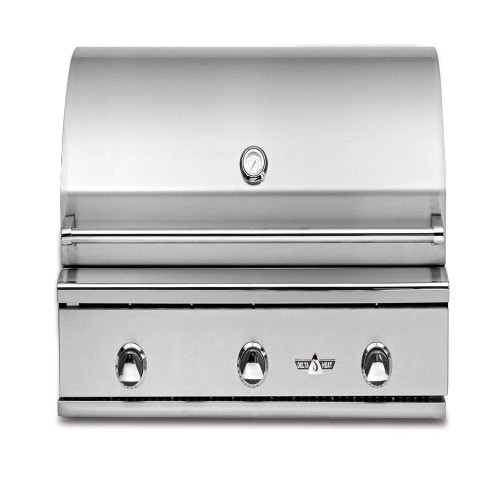 Delta Heat 38 Inch Built In Premier Outdoor Gas Grill With