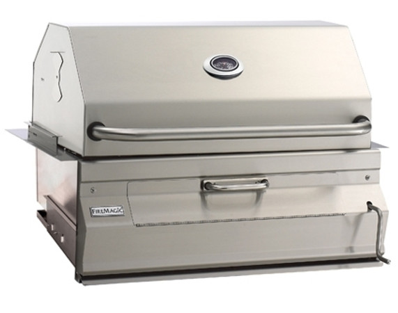 Fire Magic charcoal grill