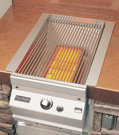 Fire Magic sear side burner