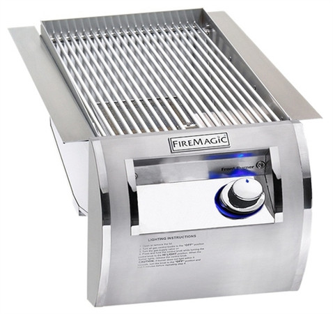 Fire Magic single sear side burner