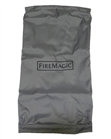 Fire Magic Cover for Stainless Steel Power Burner and Dual Searing Station