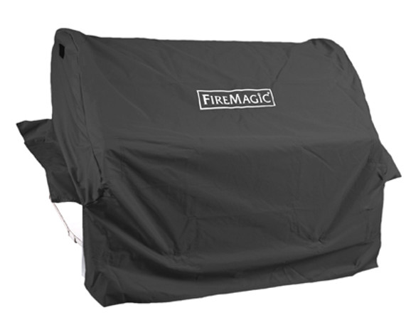 "Fire Magic Aurora A430i, Custom 1, Legacy 24"" Charcoal Cover, Built In (3644E)"