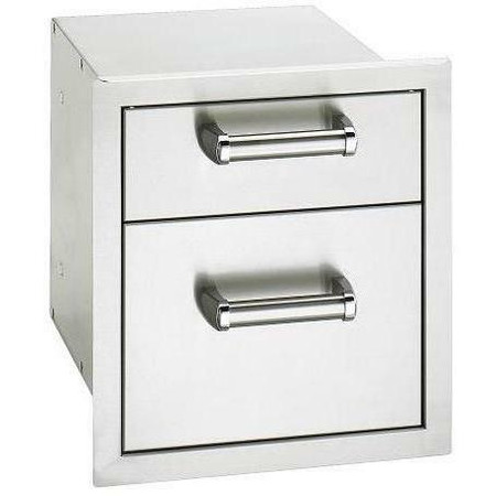 Fire Magic Double Storage Drawers (53802)
