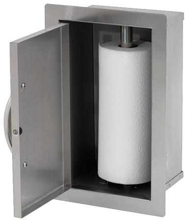 Cal Flame Paper Towel Storage