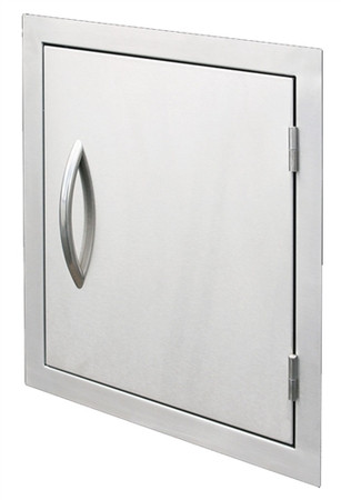 "Cal Flame 18"" Vertical Door"