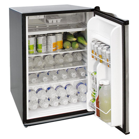 Cal Flame Stainless Steel Refrigerator