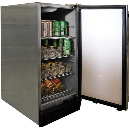 Cal Flame Outdoor Stainless Steel Refrigerator
