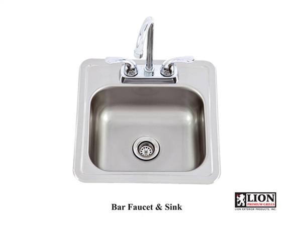 Lion Bar Sink