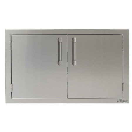 "Alfresco 42"" Double Access Door"