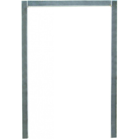 Lion Stainless Steel Outdoor Compact Refrigerator Frame