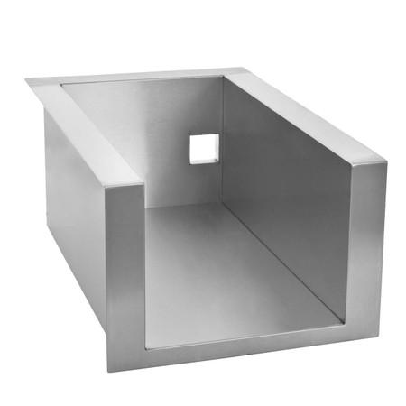Blaze Stainless Steel Side burner Liner Double Side Burner