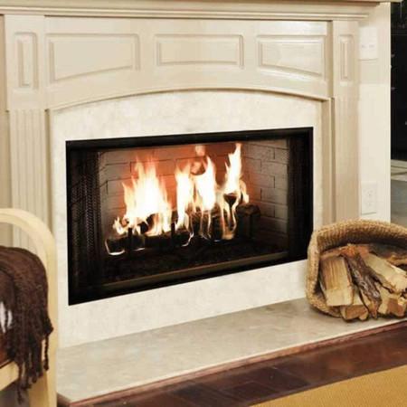 Majestic Royalton Radiant Wood Burning Fireplace - 36 Inch