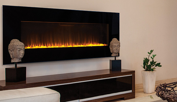 Superior ERC4060 60 Inch Linear Electric Fireplace