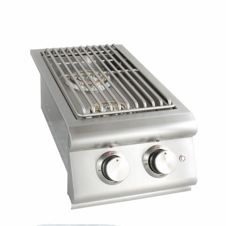 Blaze Built-In Lighted Double Side Burner