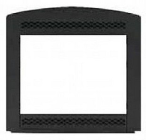 Monessen 42 Inch Black Texture Arched Front - GMD42AFBT