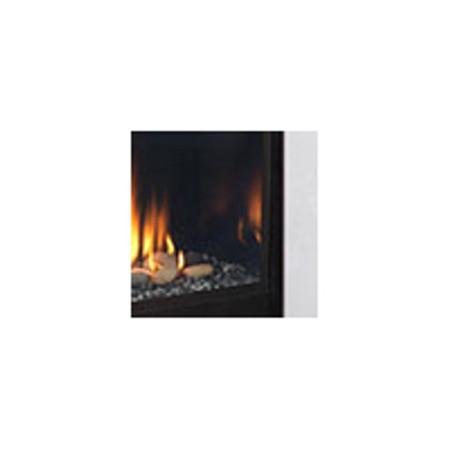 Monessen BLPVFF36C Black Porcelain Panels For VFF36
