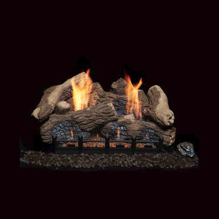 Monessen SC24-R Stony Creek Refractory Log Set For Natural Blaze