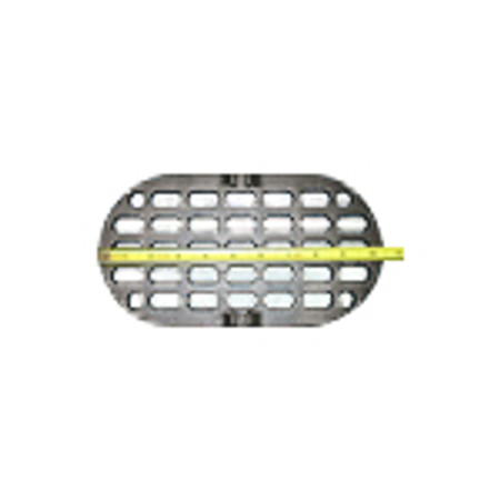 Primo Grills 177408 Charcoal Grate for Oval JR 200 Grills