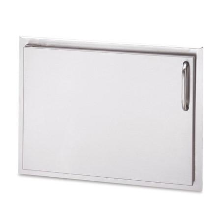 AOG 24-Inch Left Hinged Single Storage Door-17-24-SSDL