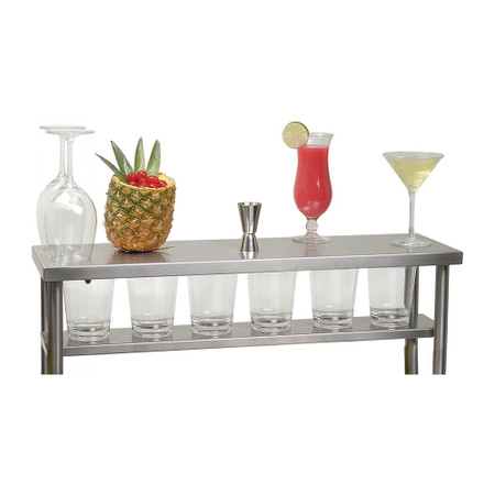 Alfresco Serving Shelf With Light For AGBC-30