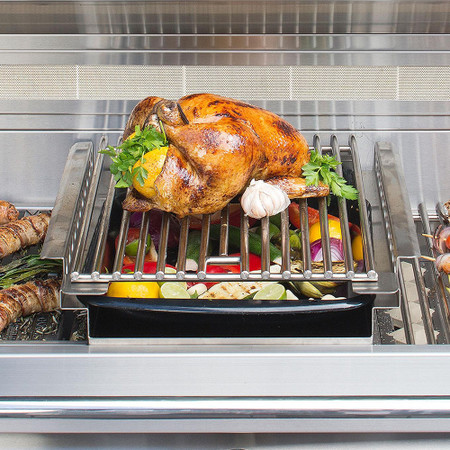 Alfresco Indirect Cooking Pod-AIC-POD