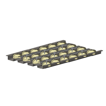 Alfresco Complete Tray With Briquettes