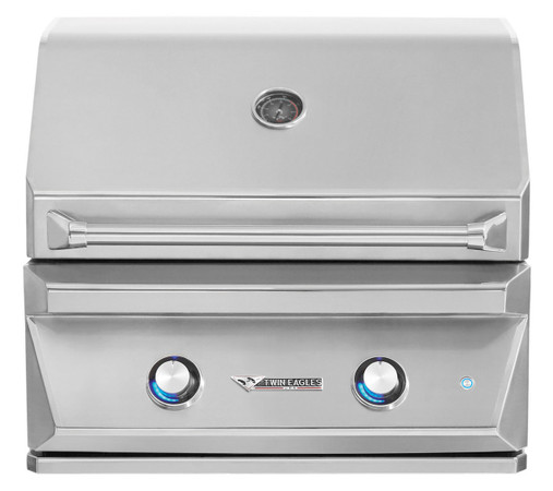 """Twin Eagles 30"""" Grill with Infrared Rotisserie"""