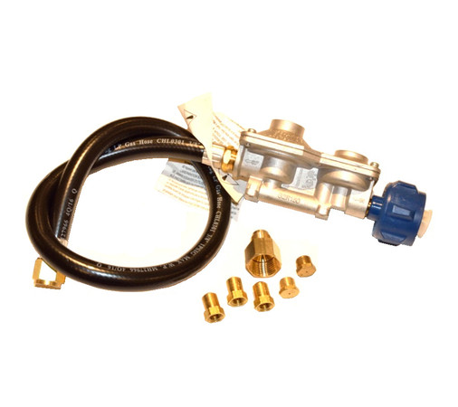 Twin Eagles LP Conversion Kit for TEBQ, NG to LP with LP Regulator