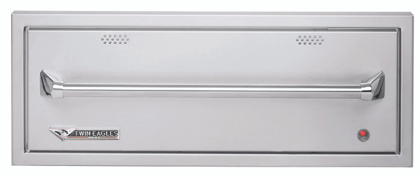 Twin Eagles 30 Inch Warming Drawer
