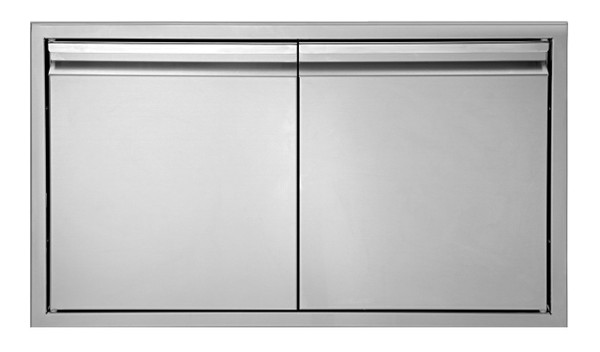 Twin Eagles 36 Inch Double Access Doors with Soft Closing